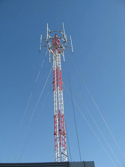 Torre en azotea